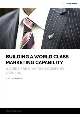 Tech Marketing ebook cover