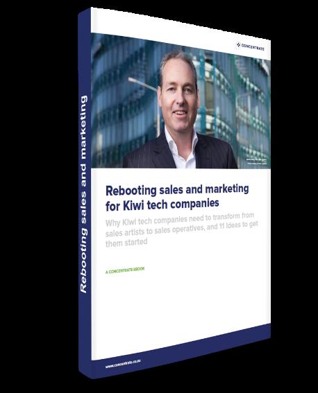 Sales Efficiency ebook Cover