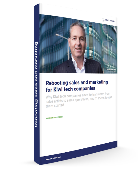 Sales Efficiency ebook Cover